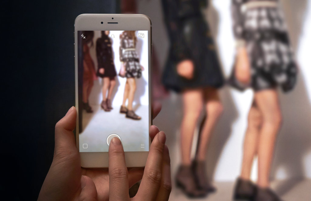 Snapchat changing the frontiers of the fashionindustry